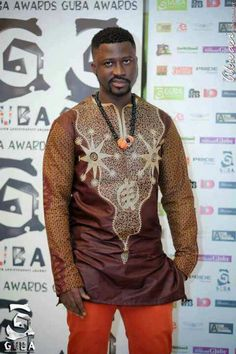 African style for men