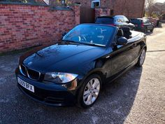 2009 BMW 1 Series 118i 2.0 SE Cabriolet, FSH, 12 MONTHS MOT & SERVICE, VGC! Bmw Cars For Sale, Bmw 1 Series, 12 Months, Cool Cars, Ebay, Amp
