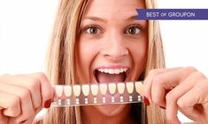 Groupon - Private Dental Clinic: LED (from £69) or ZOOM! (from £109) Laser Teeth Whitening (Up to 84% Off)  in Global Private clinic Group. Groupon deal price: £69