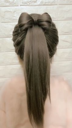 Hairstyle Tutorial 1079 - Beauty is Art Easy Hairstyles For Long Hair, Braided Hairstyles, Wedding Hairstyles, Short Hair Styles, Natural Hair Styles, Hair Upstyles, Purple Hair, Dark Purple, Hair Videos