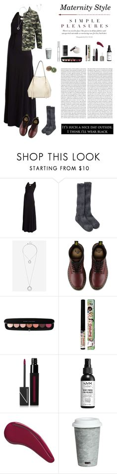 """Maternity style no.11"" by aleksa ❤ liked on Polyvore featuring Zalando, L.L.Bean, Topshop, Marc Jacobs, Laura Mercier, TheBalm, NARS Cosmetics, Calvin Klein and Fitz & Floyd"