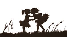 Sibling silhouette artist - Pesquisa Google