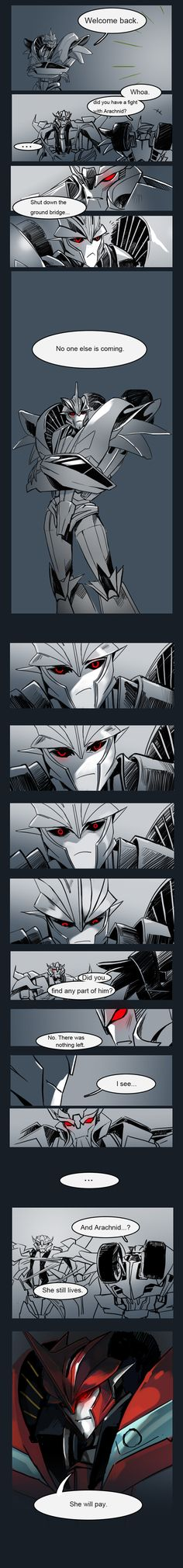 TFP-S2-ep33- Angry by evilwinnie on DeviantArt
