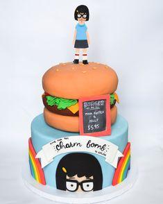 Bob S Burgers Cake Topper