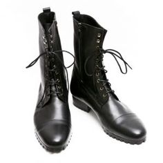Shoes :: Runway Paratrooper Boots - Shoes 21 - New and Stylish - Fast Mens Fashion - Mens Clothing - Product