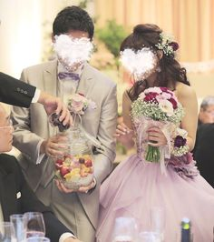 結婚式でつけたいリストブーケ・リストレットのデザイン   marry[マリー]