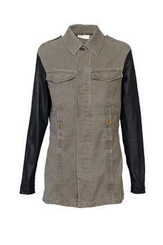 Y 22 Imágenes Sleeves Trendy Leather Chaquetas Jackets De Mejores ggrWwq0