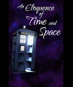 Crowdfunded Doctor Who Poetry Book On the Way