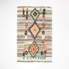 Iu0027m Happy To Spring For A Bohemian Style Rug To Offset The Sleek