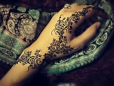 #mehendi #henna #design #hand #art #beautiful #lovely