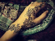 #mehendi #henna #design #hand #art #beautiful #lovely