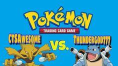 Pokemon TCG Online: CTSAwesome Vs Thundergod777