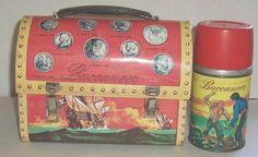 Buccaneer lunchbox