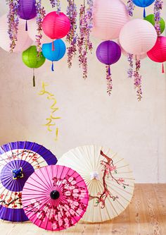 ウエルカムスペース … Chinese New Year Party, Chinese New Year Decorations, New Years Decorations, Japanese Theme Parties, Japanese Party, Japanese Wedding, Cherry Blossom Wedding, Asian Party Themes, Birthday
