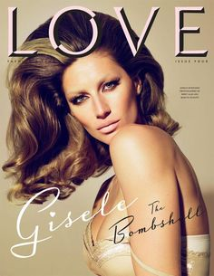 """Here it is again the makeup look i love the most by the goddess of makeup @CTilburyMakeup""""Love Issue Four"""""""