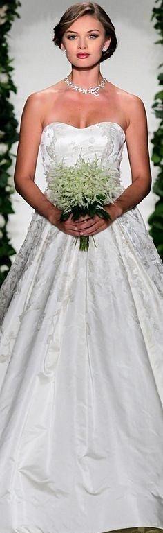 Anne Barge Bridal Spring 2016