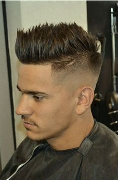 top 50 short men's hairstyles short spiky hawk