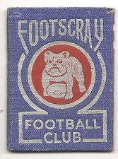 Shop from the world's largest selection and best deals for Western Bulldogs 1960s AFL & Australian Rules Football Memorabilia. Shop with confidence on eBay!