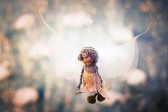 Dubánci mají i vlastní andělíčky. Tohoto vánočního andílka stvořila Martina Špetová.