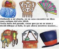 Actividades Escolares: imagenes del 25 de mayo para trabajar con los niños