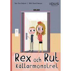 Rex och Rut - Källarmonstret