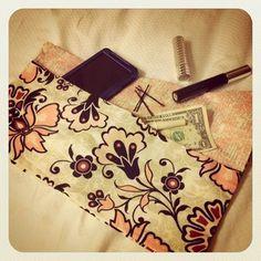 Free 10 minute purse pattern