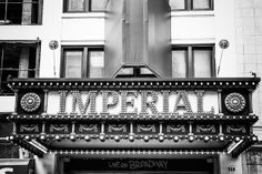 New York City - Theater District - Broadway Sign- Broadway Sign, Broadway Theatre, Imperial Theater, Irving Berlin, Guys And Dolls, Hells Kitchen, Roadside Attractions, Real Estate Development, City State
