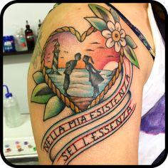 Tattoo tatuaggio cuore heart