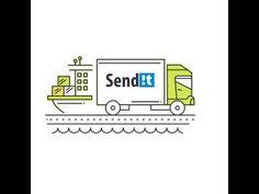 Инструкция по работе с sendit. сервис курьерских служб в России