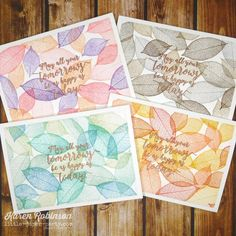 Rooted In Nature Note Cards – littlepaperparty