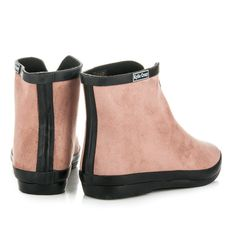 Rubber Rain Boots, Shoes, Fashion, Zapatos, Moda, Shoes Outlet, Fashion Styles, Shoe, Footwear