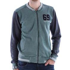 Felpa college Key Jey uomo - € 44,90 | Nico.it - #sweater #felpa #keyjey #nicoit #fall #autumn #autunno #moda #modauomo #manfashion #fashion #love #tbt #cute #beautiful #college