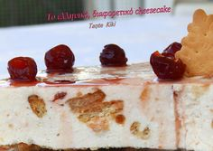 Cheesecake Tarts, Cheesecakes, Greek, Pudding, Desserts, Food, Tailgate Desserts, Deserts, Cheese Pies