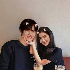 Bts Girl, Bts Boys, Cute Couples Goals, Couple Goals, Irene Kim, K Pop, Kpop Couples, Korean Couple, Ulzzang Couple