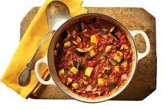 Veggie Chili - Satisfying Vegetarian Chili Recipes - Southernliving. Recipe…
