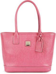 Dooney & Bourke Handbag, Logo Embossed Retro Russel Bag have in orange!