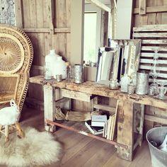 Home décoration grange