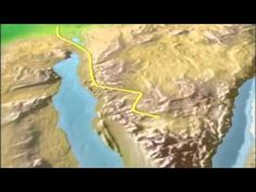 Exodus of Moses at Red Sea - The Real Mount Sinai :: Part 6 of 6 Interesting Documentaries, Best Documentaries, Alien Abduction Stories, Acts 7, Parting The Red Sea, Mount Sinai, Tribe Of Judah, Bible Truth, Kids Church