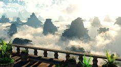 Zhanjiajang Forest National Park, China