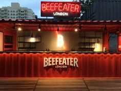 Container Bar, Shipping Container Restaurant, Container Coffee Shop, Container Design, Café Design, Kiosk Design, Food Stall Design, Retail Facade, Container Conversions