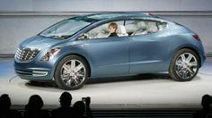 So futuristic! The 2008 Chrysler ecoVoyager Concept