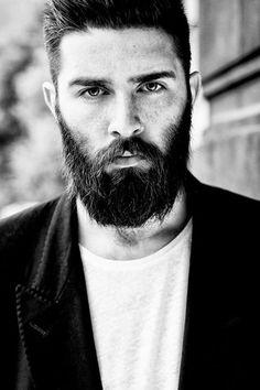 Les incontournables du style : Chris John Millington pour Sapphires Model - barbe barbe trois jours barbe entretien barbier barbier paris conseils barbe barbe hipster homme barbu chacal conseils beauté taille barbe barbe homme   meltyStyle