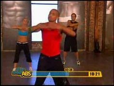 Hip Hop Abs (at this speed, I think I can handle it. haha)