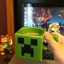 NX : Minecraft Creeper Face Mug - Clothing Inspired by Video Games & Geek Culture Face Mug, Creeper, Geek Culture, Minecraft, Video Games, Geek Stuff, Mugs, Inspired, Clothing