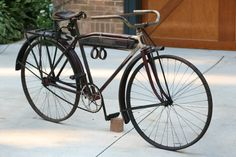 1920 Henderson Admiral - Picture #1 - Dave's Vintage Bicycles