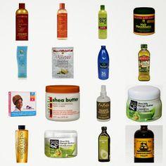 The Healthy Hair Diary...hair regime