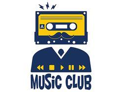 Music Club Logo design by chelu - Cool logo, ideal for a music club or night club #musiclogo #music #logo #BrandCrowd