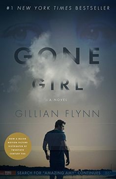 Gone Girl: A Novel by Gillian Flynn (K 578) On a warm summer morning in North Carthage, Missouri, it is Nick and Amy Dunne's fifth wedding anniversary. Presents are being wrapped and reservations are being made when Nick's clever and beautiful wife disappears. Husband-of-the-Year Nick isn't doing himself any favors with cringe-worthy daydreams about the slope and shape of his wife's head, but passages from Amy's diary reveal the alpha-girl perfectionist could have put anyone dangerously on e...