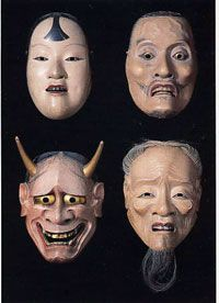 NOH | noh plays but maybe it is because men were only samurai and the noh ...