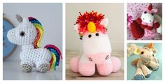 My daughter's favorite is unicorn. She always want to own unicorn related products . She definitely would love this bright and colorful crochet unicorn. The design is so amazing. I just love every part of this unicorn. If your daughter loves unicorn too, you should be giving a go of making it for her. This …